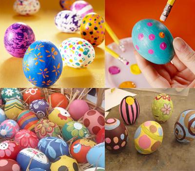 Guia villa nueva blog huevos de pascua for Como pintar huevos de pascua